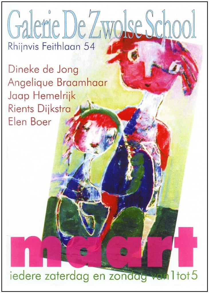 affiche zwolsche school maart 2006b